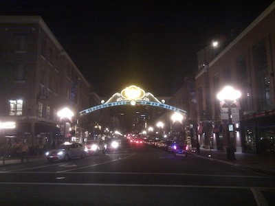 Gas Lamp Quarter