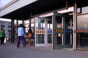 puertas metro